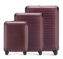 Luggage set, burgundy, 56-3P-85S-35, Photo 1