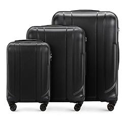 Luggage set, black, 56-3P-86S-10, Photo 1