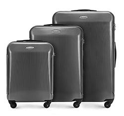 Zestaw walizek, szary, 56-3P-87S-11, Zdjęcie 1