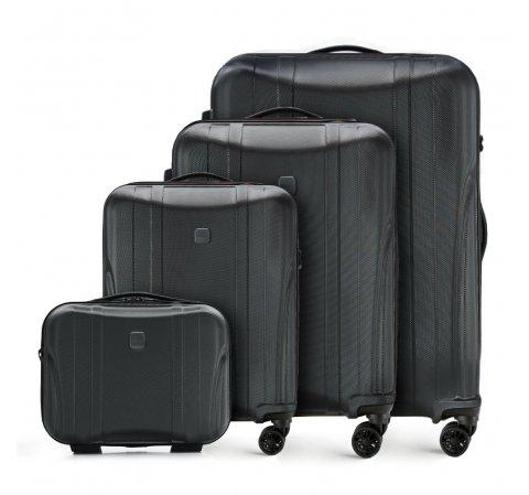 Комплект чемоданов Wittchen 56-3P-91K-10