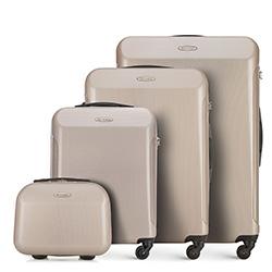 Zestaw walizek, beżowy, 56-3P-97K-81, Zdjęcie 1