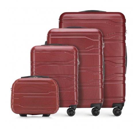 Комплект чемоданов 56-3P-98K-31