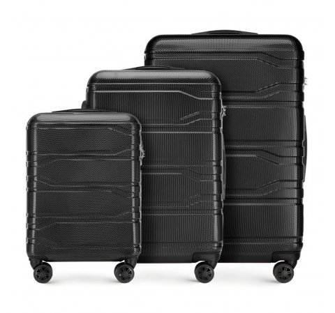 Комплект чемоданов 56-3P-98S-11