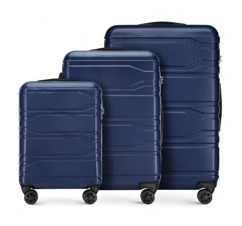 Комплект чемоданов 56-3P-98S-91