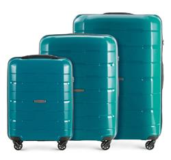 Zestaw walizek, morski, 56-3T-72S-99, Zdjęcie 1