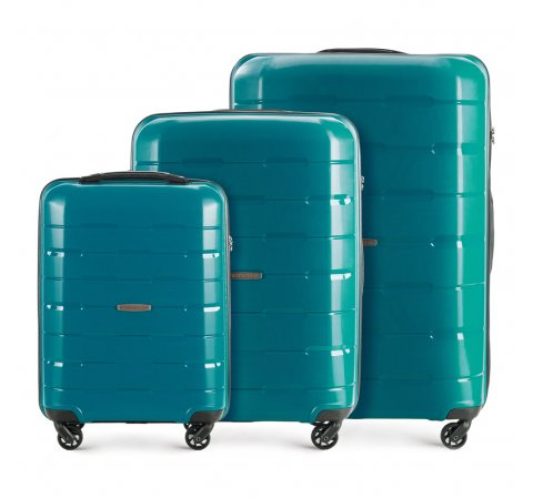 Zestaw walizek, morski, 56-3T-72S-95, Zdjęcie 1