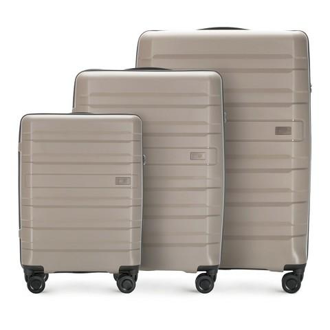 Комплект чемоданов 56-3T-75S-85
