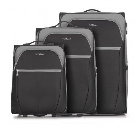 Комплект чемоданов V25-3S-23S-01