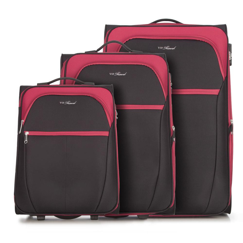Комплект чемоданов WITTCHEN
