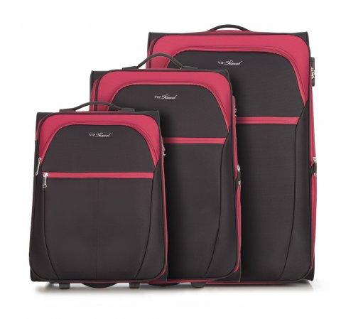 Комплект чемоданов V25-3S-23S-15