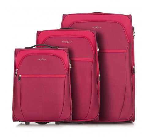 Комплект чемоданов V25-3S-23S-31
