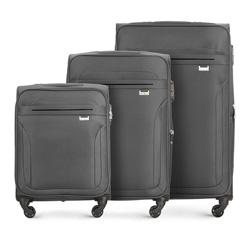 Zestaw walizek, szary, V25-3S-26S-00, Zdjęcie 1