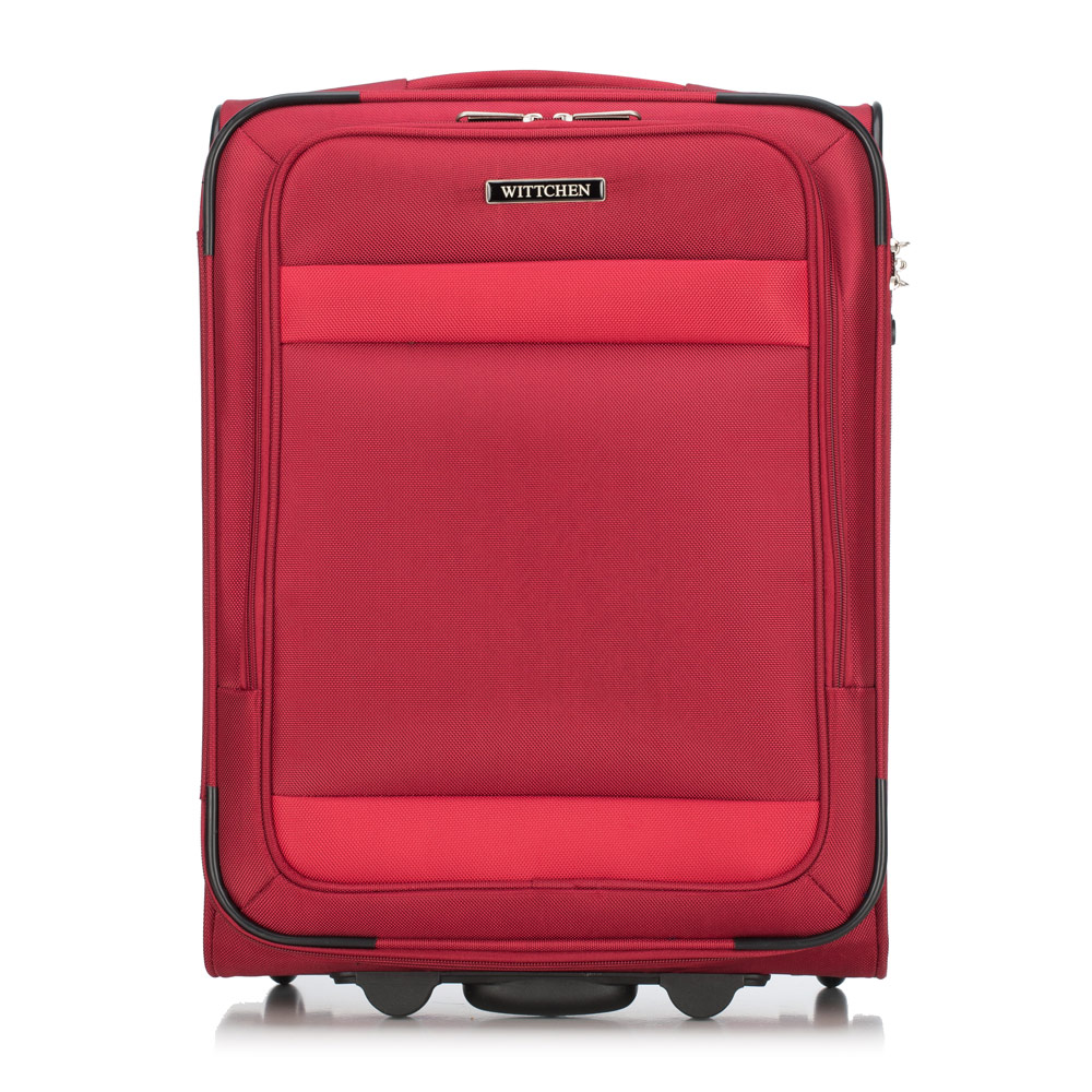 247bc8f39b5d8 Sada malý cestovný kufor + taška na notebook z kolekcie Travel Line Compact.